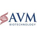 AVM Biotechnology logo