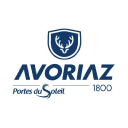 Avoriaz logo icon