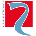 AVS Electronics S.p.A. - Member of the Riello Elettronica Group logo