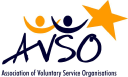 AVSO Association of Voluntary Service Organisations logo