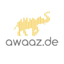 Awaaz.De logo