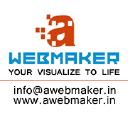 a WebMaker (Website Designing Company) logo
