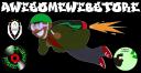 AwesomeWebStore.com logo