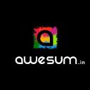 awesum.in logo