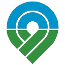 A Where logo icon