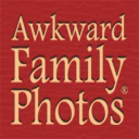 Awkward Family Photos logo icon