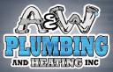 W Plumbing and Heating Inc logo