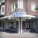 A.W.Sabel Makelaardij o.g. logo