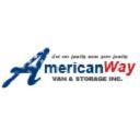 American Way Van & Storage logo