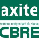 AXITE CBRE logo