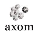 AXOM logo