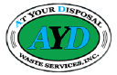 AYD Waste Services, Inc. logo