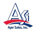 Ayer Sales logo
