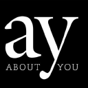 AY Magazine...About You logo