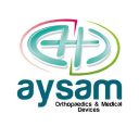 AYSAM ORTHOPAEDICS AND MEDICAL DEVICES logo