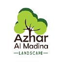 Azhar Al Madina Landscape Dubai logo
