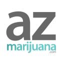 Az Marijuana logo icon