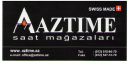 AZTIME watch stores logo