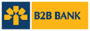 B2 B Bank logo icon