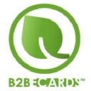 B2 B Ecards logo icon