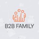 B2 B Family logo icon