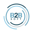 B2 B Soft logo icon