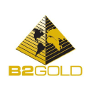 B2 Gold logo icon