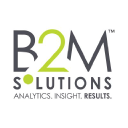 B2 M Solutions logo icon