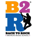 Bach To Rock: America's Music School logo icon