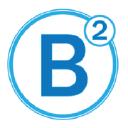 B2 Sign logo icon