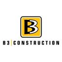 B3 Construction LLC logo