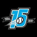B45 Baseball logo icon
