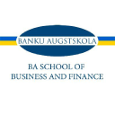 BA School of Business and Finance logo