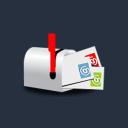 Baba Mail logo icon
