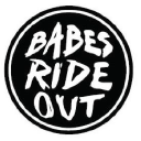 Babes Ride Out logo icon