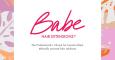 Babe Haircare Logo
