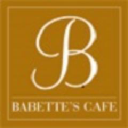 Babette's Cafe logo icon