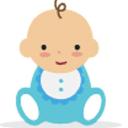 Baby Care Mag logo icon