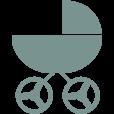 Baby Enxoval logo icon