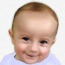 Baby Flat Head logo icon