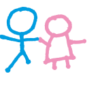 Baby On Line logo icon