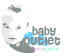 Baby Outlet logo icon
