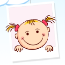 Baby Picture Maker logo icon