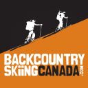 Backcountry Skiing Canada logo icon