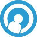 Background Alert logo icon