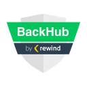 Back Hub logo icon