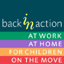Back In Action logo icon