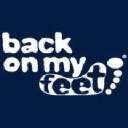 Back On My Feet logo icon