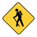 Backpacker Travel logo icon