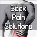 Healing Back Pain Solutions logo icon
